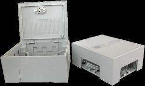 LSA 100 pair indoor distribution box pictures & photos