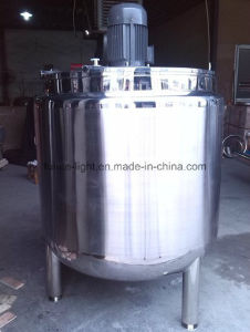 Stainless Steel Agitated Tank pictures & photos