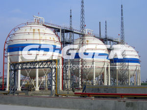 5000m3 LPG Spherical Tank Chemical Equipment pictures & photos