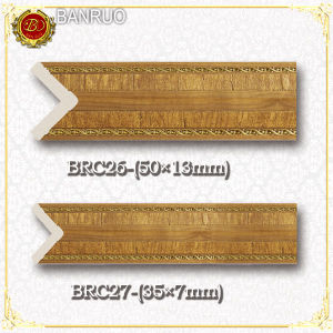 Picture Frame Wood Moulding (BRC26-4, BRC27-4) pictures & photos