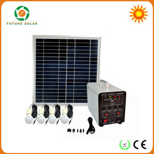 Portable Solar Power System with MP3/FM Fs-S203