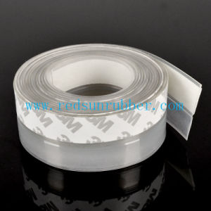 OEM Adhesive Clear Silicone Door Seal Strip pictures & photos