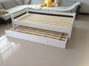 White Color Children Sofa Bed Made by Solid Wood (M-X1100) pictures & photos
