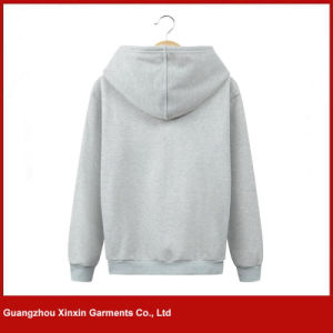 Factory Custom Made High Quality Winter Hoody Jacket (T182) pictures & photos