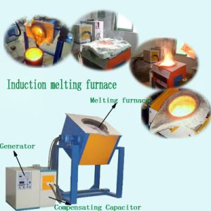 Induction Furnace Machine (MF15-160KW) pictures & photos