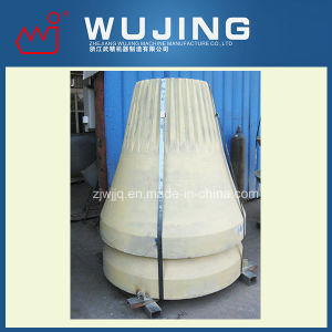 Mining Equipment High Manganese Steel Casting Mantle Liner