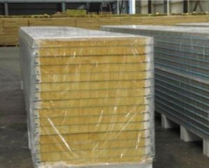 Rockwool Sandwich Panels for Wall / Roof at Competitive Price pictures & photos