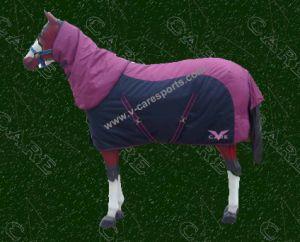 Horse Winter Combo Rug