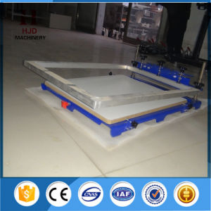Micro Adjust Screen Press Machine Screen Printing Machine pictures & photos