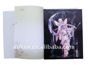 Wholesales High Quality 3D Lenticular Hardcover Notebook pictures & photos