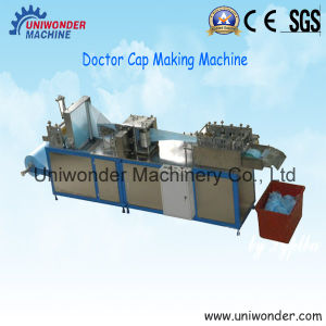 Uw-DC Automatic Medical Non-Woven Doctor Cap Making Machine