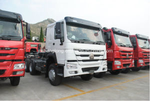 HOWO Tractor / 6X4 420HP Tractor Truck pictures & photos