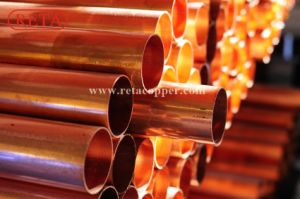 Type K, Type L, Type M Straight Copper Pipe pictures & photos