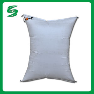 White Ppwoven Inflatable Dunnage Air Bag for Container pictures & photos