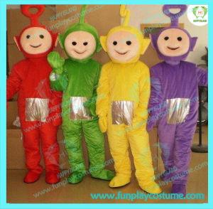 HI EN71 Teletubby Mascot Costume