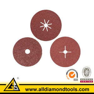 Aluminium Oxide Fibre Disc Abrasive Tools pictures & photos