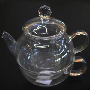 Glass Water Teapot or Coffee Pot, Transparent, Water Pot pictures & photos