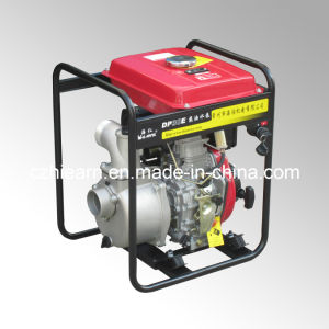False 3 Inch Diesel Water Pump E-Start Red Color (DP30E) pictures & photos