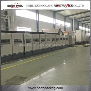 WJ seven-layer Corrugated Paperboard Production Line pictures & photos