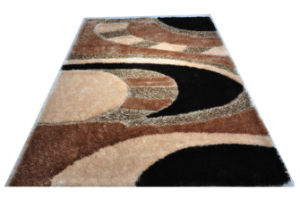 Shaggy Carpet Area Rug Luxury Flooring Mat