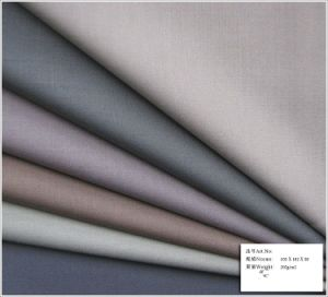 Polyester Rayon (TR) Gabardine Fabric pictures & photos
