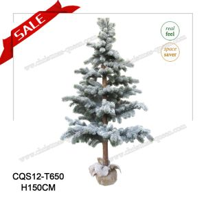 H95-H150cm 2017 Real Touch Artificial Christmas Tree Holiday Decoration with Light pictures & photos