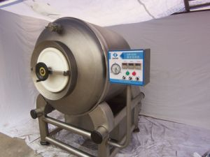 Meat Tumbler for Sausage Processing pictures & photos