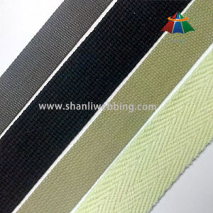 Good Quality Pure Cotton Webbing pictures & photos