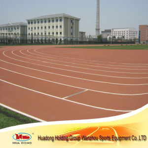 Synthetic Athletic Running Track Flooring Material pictures & photos