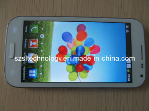 5inch S4 Smart Phone, Android 4.1.1, WiFi, High Definition Cell Phone