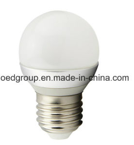 Dimmable Epistar 3W LED Globe Bulb G45 E27 pictures & photos