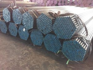"API 5L/ASTM A106/A53 Steel Pipe, ERW Steel Pipe Steam, Line Pipe LSAW 26"" 28′ 30"" pictures & photos"
