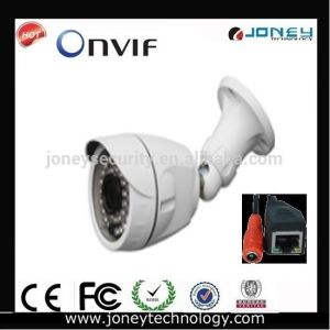 Security IP Camera Waterproof IR Bullet Camera with Fixed Lens (JYR-9715IPC-1.3MP) pictures & photos