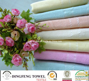 2014 New Pure Nature Bamboo Fiber Face Towel pictures & photos