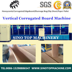 2015 Hot Sale Fast Dry Corrugationg Sheet Machine pictures & photos
