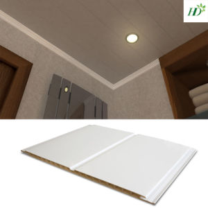 Sound-Absorbing Interior Wall Decoration PVC Panel for Home Decor pictures & photos