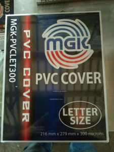 Colorful Hard PVC Book Cover pictures & photos