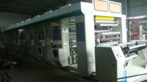 High Speed 180 Meter Rotogravure Printing Machine 6 Colors pictures & photos