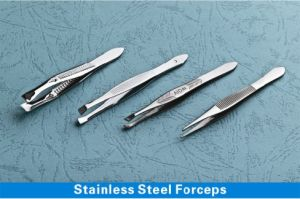 Stainless Steel Forceps for First Aid Use pictures & photos