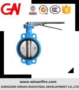 High Quality Signal Butterfly Valve for Flow Control pictures & photos