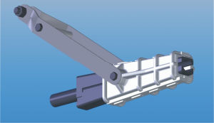 Nelj Series Large Gripping Wedge Type Insulation Tension Clamp pictures & photos