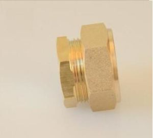 Brass Compression Copper Fittings for Copper Pipe pictures & photos