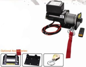 ATV Winch 2000lbs with CE/P2000-1c pictures & photos
