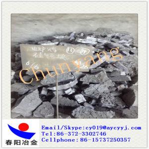 Casi Lump 10-50mm 10-80m / Calcium Silion Lump Ferroalloy pictures & photos