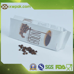 Side Gusset Coffee Bag with Printed