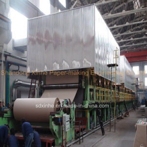 Hot Seller 3200/250 Multi-Dryers Fourdrinier Corrugated Paper Making Machine
