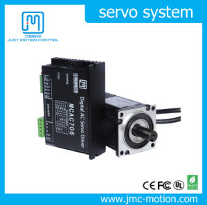 400W All Digital AC Servo Motor and Driver Kit pictures & photos