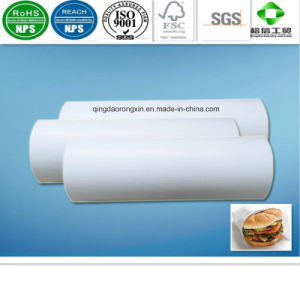 Hamburger Packaging Paper with PE Coated pictures & photos