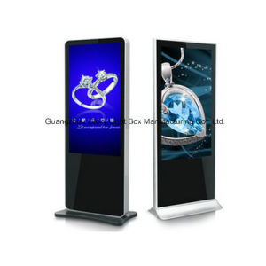 55 Inch Wall Mounted Big Screen Advertising LCD Monitor pictures & photos