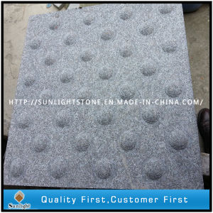Cheap G684 Granite Tumbled Blind Paving Stone for Walkway or Driveway pictures & photos